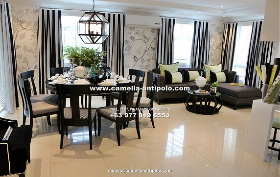 Camella Antipolo - House and Lot for Sale in Antipolo, Philippines