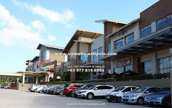 Camella Antipolo - Robinsons Place