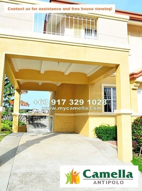 Carmina Downhill House for Sale in Antipolo