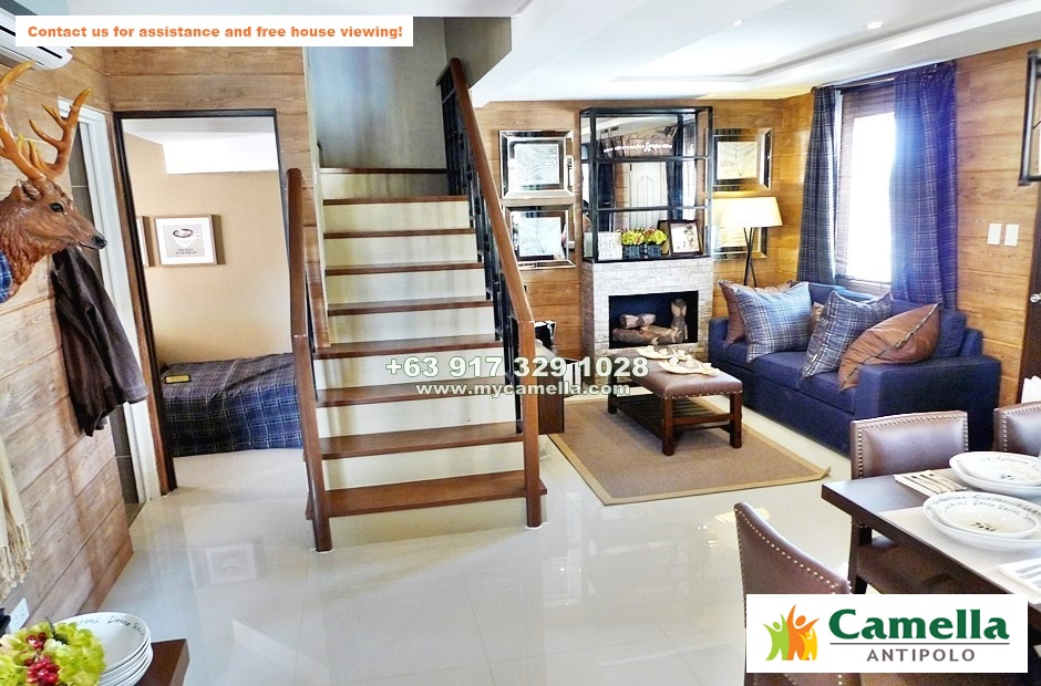 Dana House for Sale in Camella Antipolo