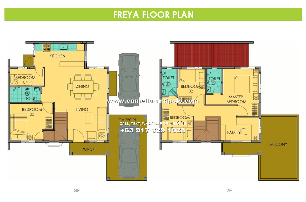 Freya House for Sale in Antipolo