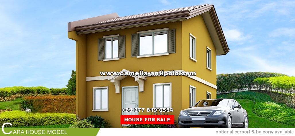 Cara House for Sale in Antipolo