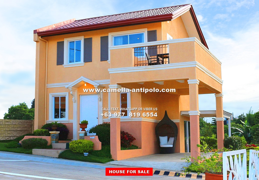 Carmina Downhill - House for Sale in Antipolo