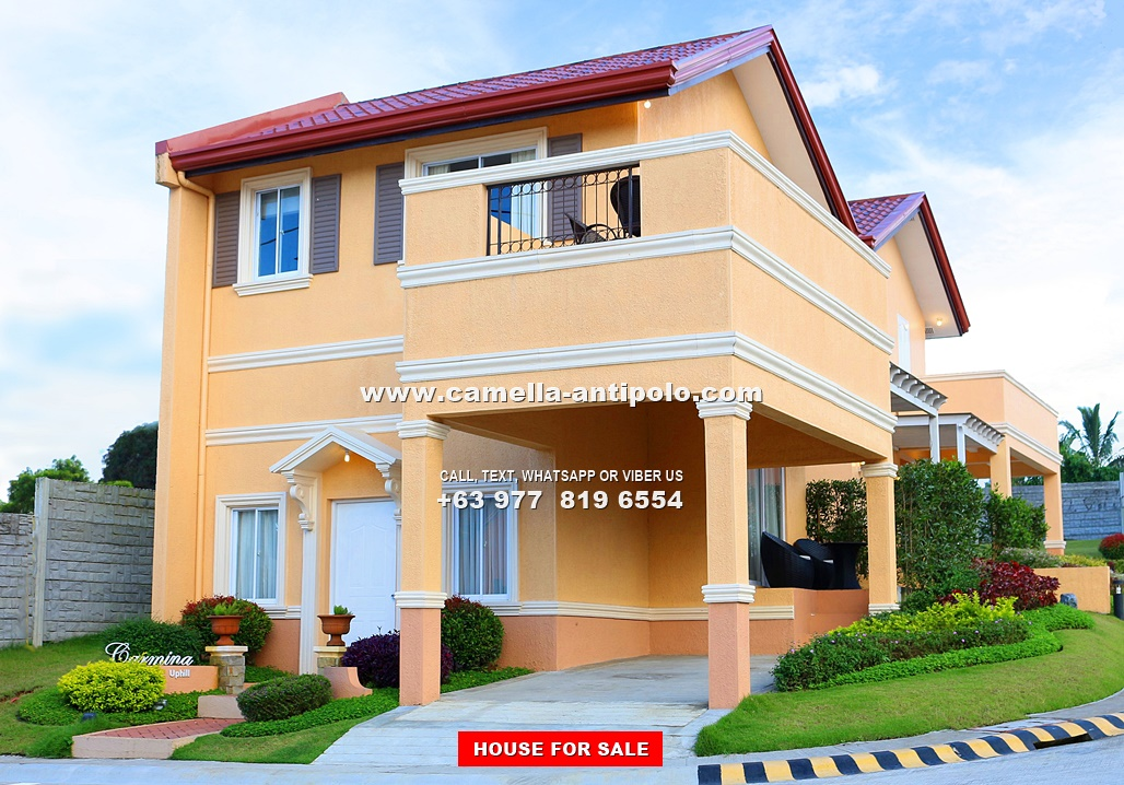 Carmina Uphill - House for Sale in Antipolo