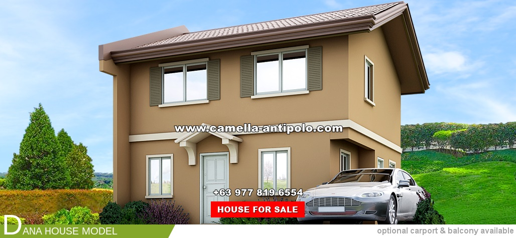 Dana House for Sale in Antipolo