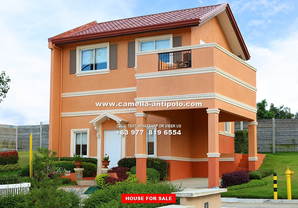 House and Lot for Sale in Antipolo Philippines