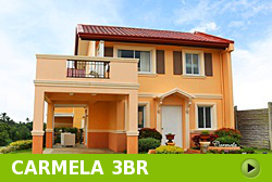 Carmela House and Lot for Sale in Antipolo Philippines
