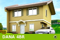 Dana House and Lot for Sale in Antipolo Philippines