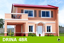 Drina House and Lot for Sale in Antipolo Philippines