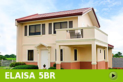 Elaisa House and Lot for Sale in Antipolo Philippines