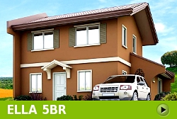 Ella House and Lot for Sale in Antipolo Philippines
