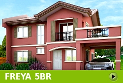 Freya House and Lot for Sale in Antipolo Philippines