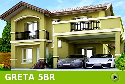 Greta House and Lot for Sale in Antipolo Philippines